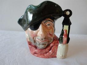 Marple Antiques Royal Doulton Smuggler Character Jug