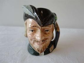 Marple Antiques Royal Doulton Robin Hood Character Jug