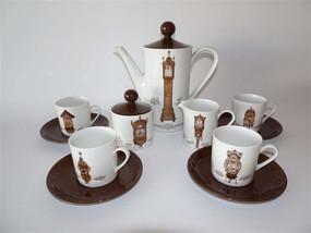 Mitterteich Porzellan Coffee Set