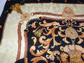 Aspinal of London Silk Scarf