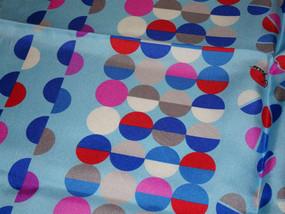 Marple Antiques Ungaro Vintage Ungaro Multicoloured Silk Scarf