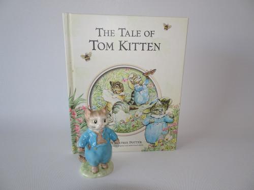 Marple Antiques Beswick Beatrix Potter Tom Kitten