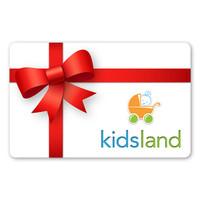 Kidsland Gift Cards