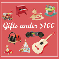 Gifts $50 to $100