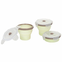 babymoov Silicone Container Set - 3 Pack