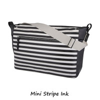 DwellStudio Sullivan Diaper Messenger - Stripe
