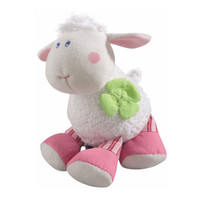 HABA Cuddlekin Cotti Pure Nature - Organic Soft Toy
