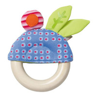 HABA Pure Nature Clutching Toy Magic Leaf