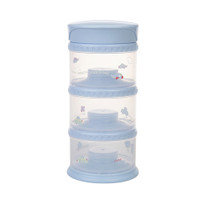 Innobaby Packin' SMART Twistable 3 Tier Travels - Blue