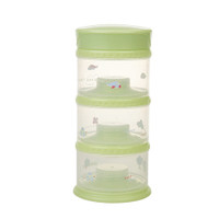 Innobaby Packin' SMART Twistable 3 Tier Travels - Green