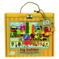 innovativeKids Giant Floor Puzzle - Big Builder