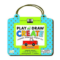 innovativeKids Trucks Activity Book