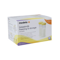 Medela Breastmilk Freezing & Storage