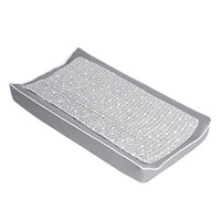 Oilo Changing Pad Cover & Topper - Diamond