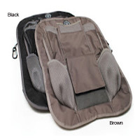 Prince Lionheart Back Seat Organizer Brown