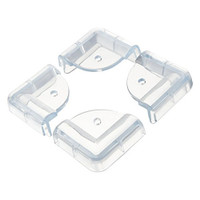 Prince Lionheart Clear Corner Guards - 4 Pack