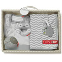 Skip Hop 6 Piece Baby Bundle - Grey