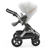 STOKKE Xplory/Crusi/Trailz Stroller Seat Style Kit - Grid