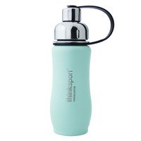 ThinkBaby thinksport Insulated Sports Bottle 12oz - Mint Green