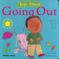 Child's Play Sign About - Going Out