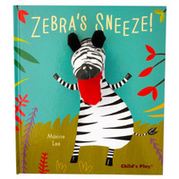 Child's Play Zebra's Sneeze - Pardon Me