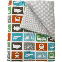 DwellStudio Transportation Multi Play Blanket