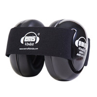 EMS 4 KIDS Buds Earmuffs - Black