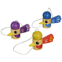Hape Flying Bird Cup & Ball - Assorted colors may vary