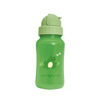 i play. Straw Bottle 10 oz - Green