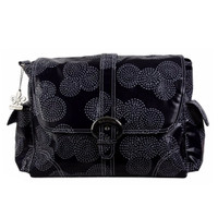 Kalencom Buckle Bag - Coated Matte - Stitches Navy