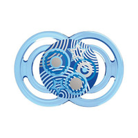 MAM Perfect Pacifier 6+ Mon - Blue