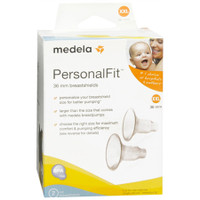 Medela PersonalFit Breastshields 36 mm - XXL - box of 2