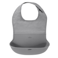 OXO TOT Roll-Up Bib - Grey