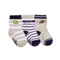 Robeez Hosiery Dream Big Baby Socks 3 Pack