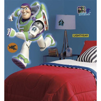 RoomMates Giant Appliques Toy Story 3 Buzz