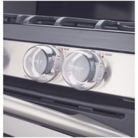 Safety 1st Clear View Stove Knob Covers