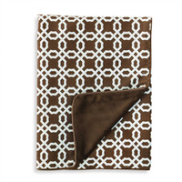 Skip Hop Choco Lattice - Blanket