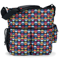 Skip Hop Duo Essential Diaper Bag - Sequins