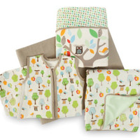 Skip Hop Treetop Complete Sheet 4-pc Set