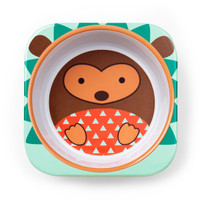 Skip Hop Zoo Bowl - Hedgehog