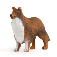 Tomy International Rough Collie Dog