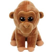 Beanie Babies Beanie Boos Monroe Tan Gorrila - 8in
