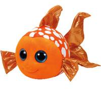 Beanie Babies Beanie Boos Sami Orange Fish - 6in