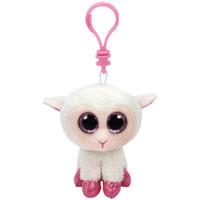 Beanie Babies Beanie Boos Twinkle Cream Lamb - Clip