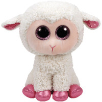 Beanie Babies Beanie Boos Twinkle Cream Lamb Plush - Medium