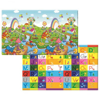 Dwinguler Large Playmat - Dinoland Front and Back