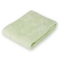American Baby Company Organic Terry Contoured Changing Table Covers - Celery