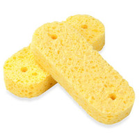 Born Free Replacement Sponge 2 pk