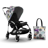 Bugaboo Bee3 Andy Warhol Accessory Pack - Globetrotter/Dark Grey