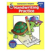 Carson Dellosa Homework Helper Handwriting Practice